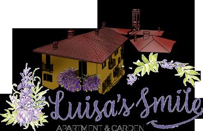 Luisa's Smile Logo